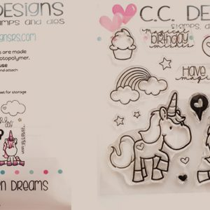 Unicorn Dreams Clear Stamps Unicorn Dreams Clear Stamps pro 1 300x300