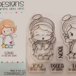 Angels Clear Stamp Angels Clear Stamp pro 2 300x300