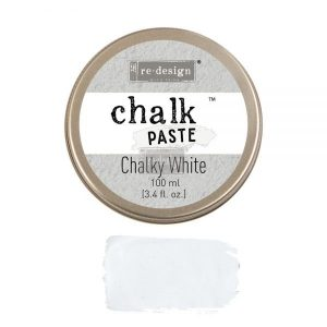 Redesign Chalk Paste® 1.69fl.oz (50ml) - Chalky White Redesign Chalk Paste® 1.69fl.oz (50ml) – Chalky White 655350635190 600x600 1 300x300