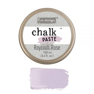 Redesign Chalk Paste® 1.69fl.oz (50ml) - Roycroft Rose Redesign Chalk Paste® 1.69fl.oz (50ml) – Roycroft Rose 655350635244 600x600 1 300x300