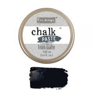 Redesign Chalk Paste® 1.69fl.oz (50ml) - Iron Gate Redesign Chalk Paste® 1.69fl.oz (50ml) – Iron Gate 655350635312 600x600 1 300x300