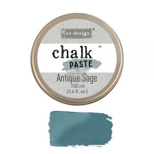 Redesign Chalk Paste® 1.69fl.oz (50ml) - Antique Sage Redesign Chalk Paste® 1.69fl.oz (50ml) – Antique Sage 655350635350 600x600 1 300x300