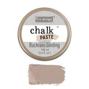 Redesign Chalk Paste® 1.69fl.oz (50ml) - Buckram Binding Redesign Chalk Paste® 1.69fl.oz (50ml) – Buckram Binding 655350635381 600x600 1 300x300