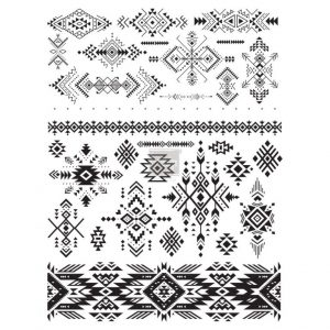 "Redesign Décor Transfers® - Folk I size 24""x 32"" Redesign Décor Transfers® – Folk I size 24″x 32″ 655350643614 768x768 1 300x300"